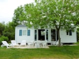 Rental - Louisiane 3 bedrooms 35-39m² - Camping Les Amiaux