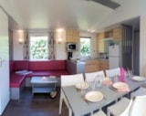 Rental - Grand Ophéa 3 bedrooms 40m² - Camping Les Amiaux