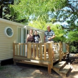 Rental - Ophéa Forêt 2 bedrooms 31m² - Camping Les Amiaux