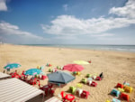 Beaches Camping Les Amiaux - Saint Jean de Monts
