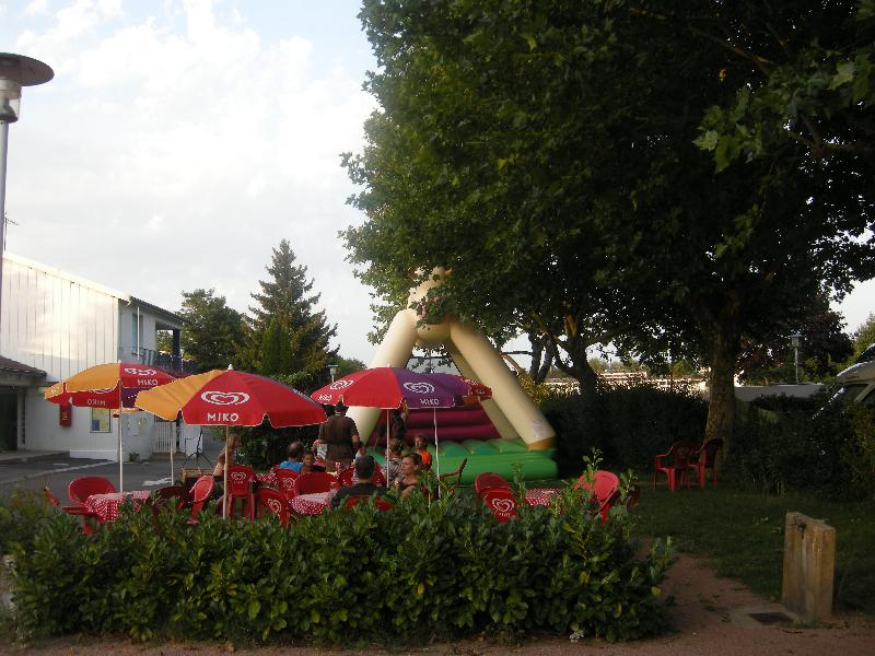 Services & amenities Camping La Chevrette - Digoin