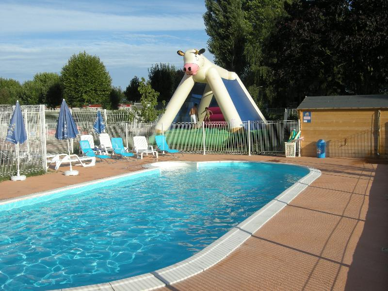 Bathing Camping La Chevrette - Digoin