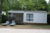 Rental - Mobile-Home Loggia With Terrace (29 M²) - AIROTEL Camping Les Trois Lacs