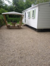 Rental - Mobile-home Titania (25.50 m²) - AIROTEL Camping Les Trois Lacs