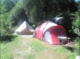 Pitch - Camping pitch - Camping Les Chelles