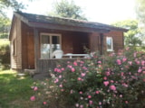 Rental - luxury chalet with 2 bedrooms and dishwasser - Camping Les Chelles