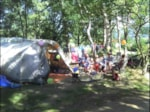 Camping Les Chelles - Olliergues