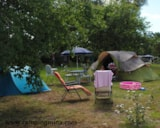 Pitch - Pitch Trekking Package by foot or by bike with tent - Flower Camping Les Étangs Mina***