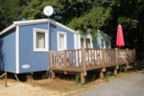 Rental - Mobil home Premium 35m² (3 bedrooms) - Flower Camping Les Étangs Mina***