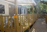 Rental - Mobil home 6 pers Pmr - Camping Plateau des Chasses