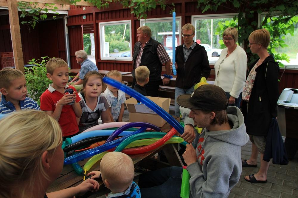 Entertainment organised Sejs Bakker Camping - Silkeborg