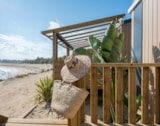 Rental - Mobile Home Comfort Plus Beach Front - Camping des Mûres