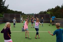 Sport activities Familie Camping Nymindegab - Nørre Nebel