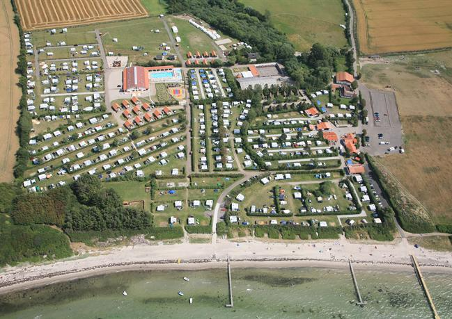 Establishment Emmerbølle Strand Camping - Tranekær