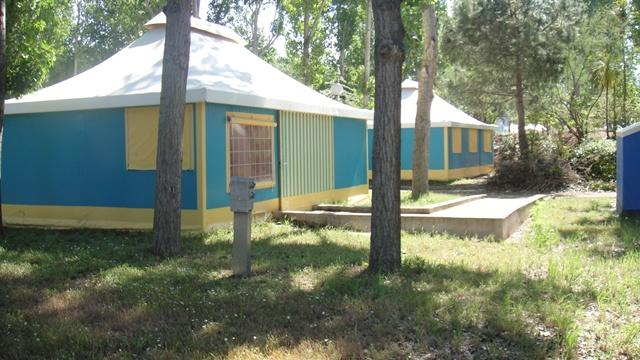 Wheelchair friendly Camping L'Etoile de Mer - SERIGNAN PLAGE