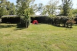 Parcela - Close to Nature Pitch - Camping Le Plan d'Eau Saint Charles
