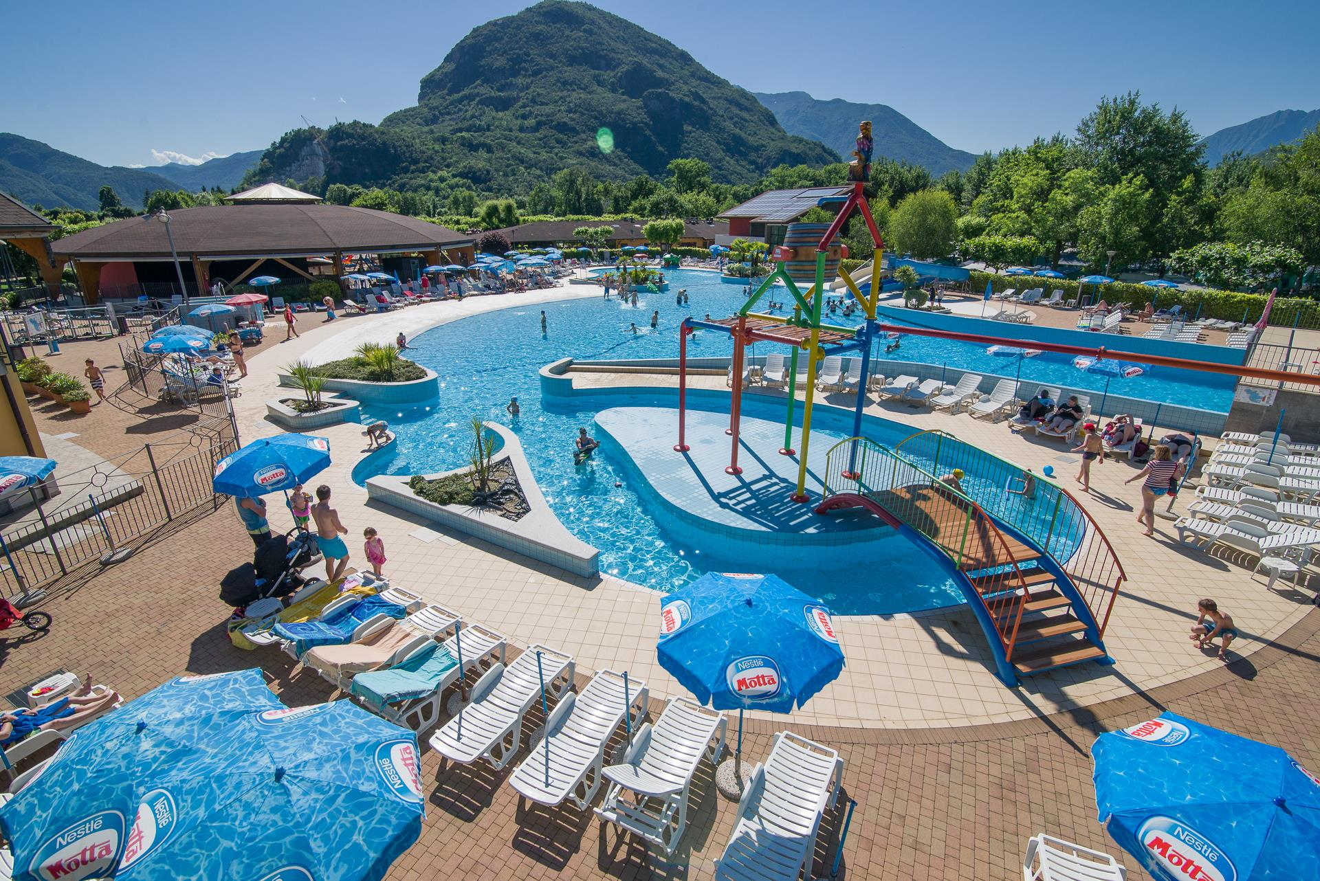 Continental Camping Village Piemonte Itali 235 Anwb Camping