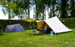 Pitch + tent