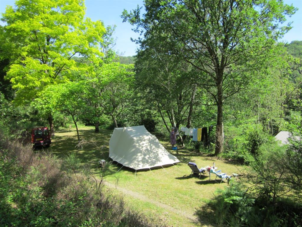 Camping Domaine Les Clots