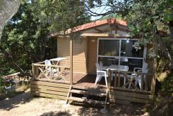 Accommodation - Chalet Stella - 2 Bedrooms - Camping L'Esplanade