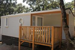 Accommodation - Mobile-Home Ohara Confort - 2 Bedrooms - Camping L'Esplanade