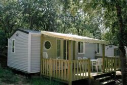 Accommodation - Mobile Home Ohara Confort - 3  Bedrooms - Camping L'Esplanade