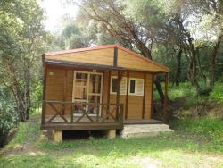Accommodation - Chalet Classique - 2 Bedrooms - Camping L'Esplanade