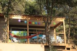 Accommodation - Chalet Plein Air - 3 Bedrooms - Camping L'Esplanade