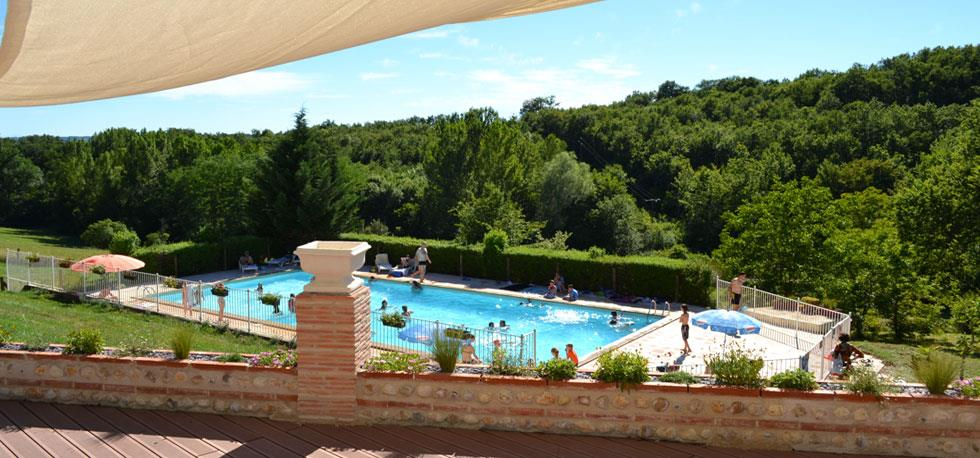Etablissement Camping Saint Pierre De Rousieux - Servies