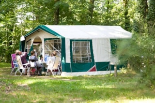 Package Confort With Electricity 10 Amp : Pitch 2P + Car + Tent Or Caravan