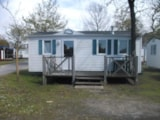Rental - Mobile-Home 2 Bedrooms - Camping L'Orée du Bois