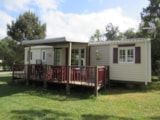 Rental - Mobile-Home Trigano Happy - Camping L'Orée du Bois
