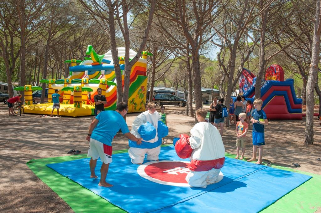 Animations Camping Playa Brava - Pals
