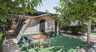 Tent Glamping Comanches