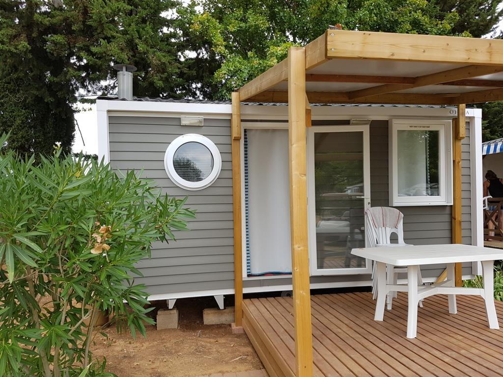 Location - Mobil Home Confort + Ohara 20M² - Flower Camping Le Fou du Roi
