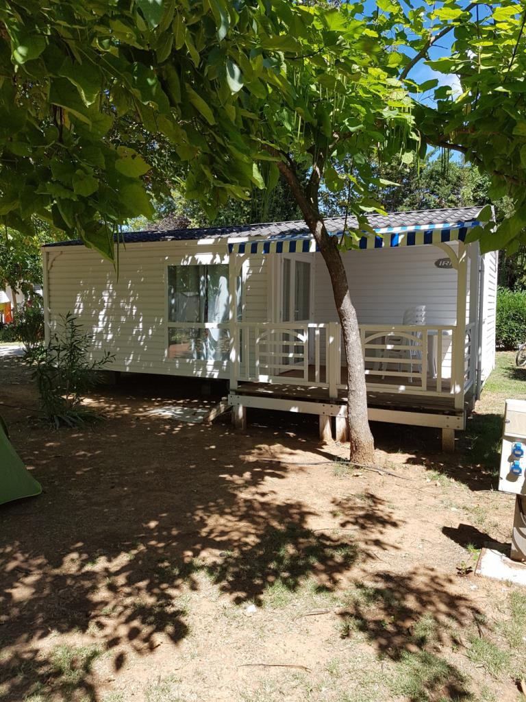 Location - Mobil-Home Eco 29 M² (2 Chambres) 4/6 Pers - Flower Camping Le Fou du Roi