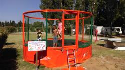 Leisure Activities Flower Camping Le Fou Du Roi - Lansargues