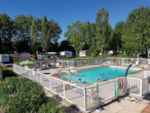 Bathing Flower Camping Le Fou Du Roi - Lansargues