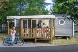 Accommodation - Mobile-Home Confort 2 Bedrooms - Camping Pipiou