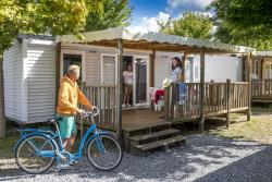 Accommodation - Mobile-Home Confort Plus 2 Bedrooms - Camping Pipiou