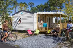 Accommodation - Mobile-Home Confort Plus 3 Bedrooms - Camping Pipiou