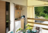 Rental - Natur'House 2 Bedrooms - Without Toilet Blocks - Camping Pipiou