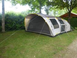Equipped Tent