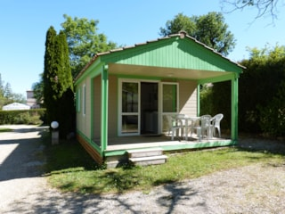 Semi-Detached Chalet 22M² - 2 Rooms + Covered Terrace 10M²