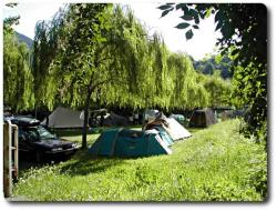 Package: Pitch tent or caravan + car + electricity 6A