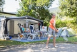 Pitch - Green Pitch - 80/90 M2 -Car+ 6 Ampere Electricity - Camping San Cristoforo