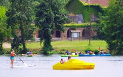 Leisure Activities Camping Moulin De Bidounet - Moissac