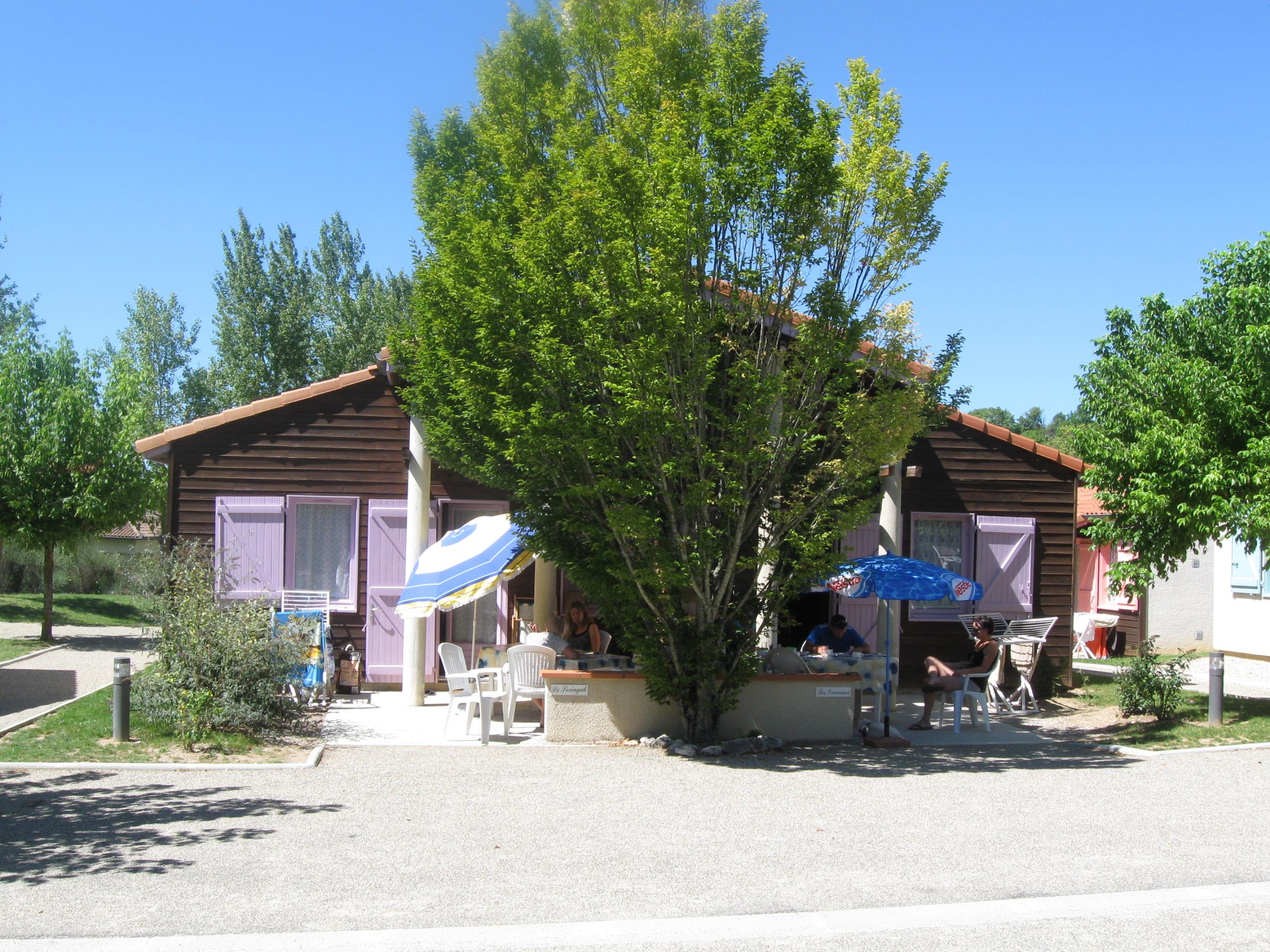 Location - Gîtes - Camping Le Faillal
