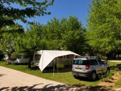 Package Pitch (Tent, Caravan Or Camper) - 1 People - 1 Car