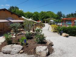 Wheelchair friendly Camping Le Clos Lalande - Montricoux